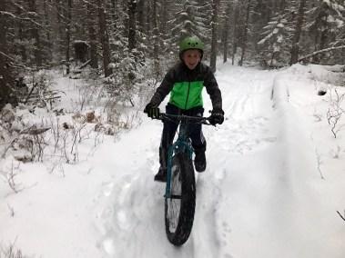 Nathan Snowbiking LR