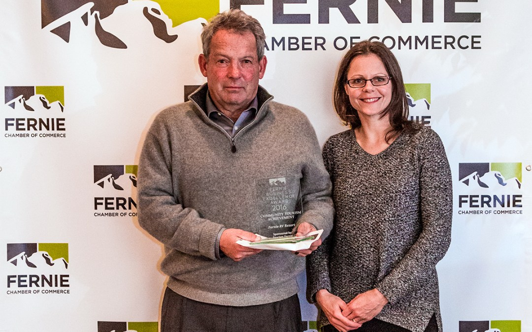 FRVR Awarded Tourism Achievement