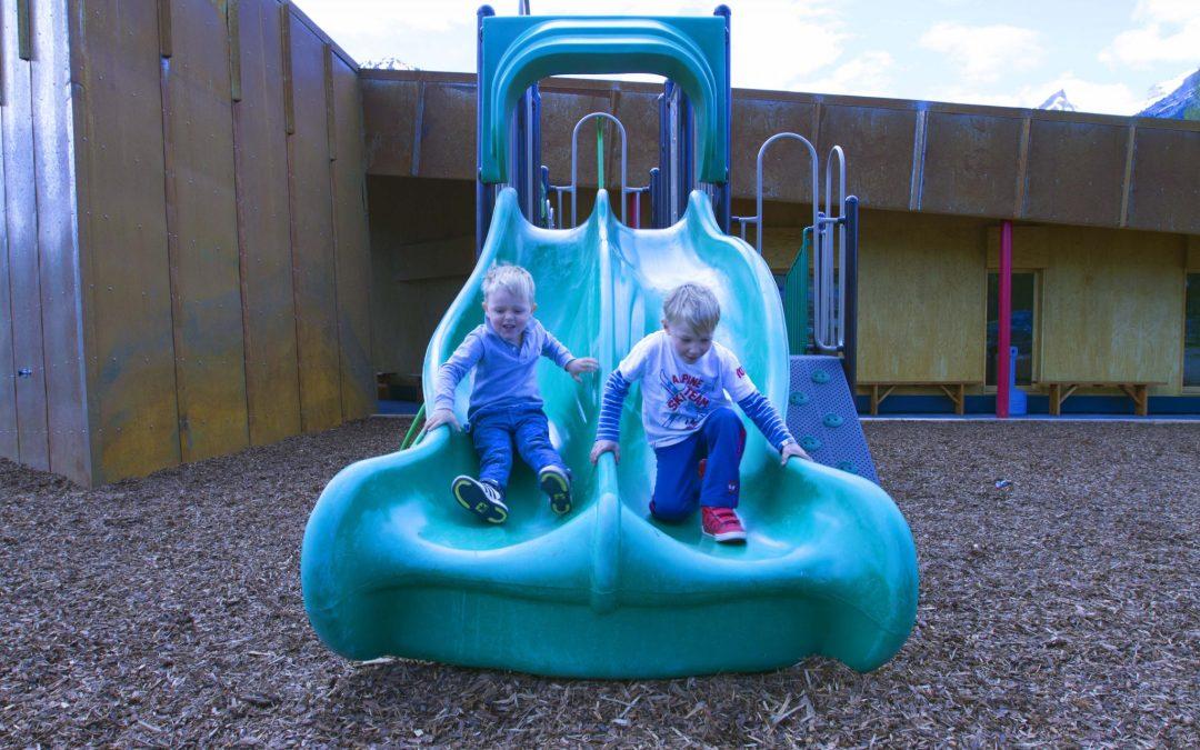 Children's Playground is Open!