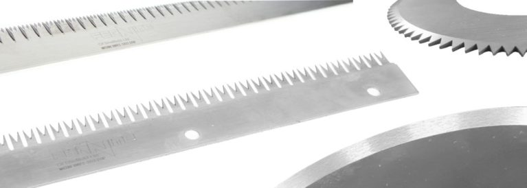 Web cut-off knives, converting blades, perforator knives - Machine Knives for the converting industry manufactured by Fernite of Sheffield Ltd