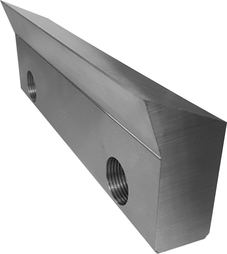 Granulator Blades - Manufactured in the UK by Fernite of Sheffield