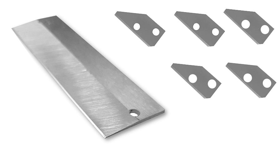 Potato Chipper Knives