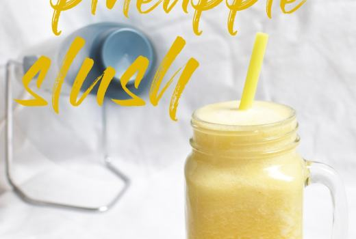 Ananas Slush