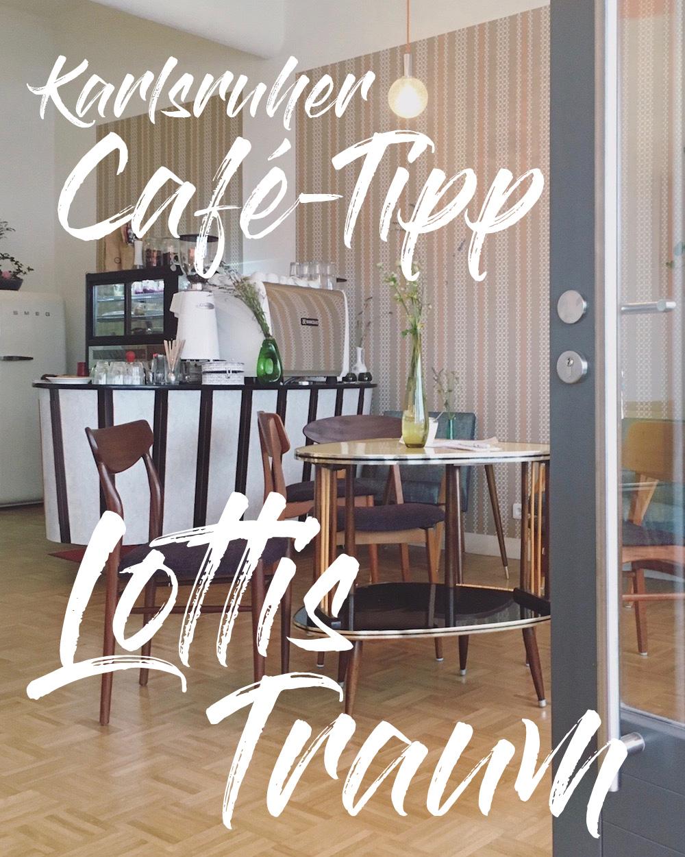 Vintage-Cafe Lottis Traum in der Hirschstraße in Karlsruhe