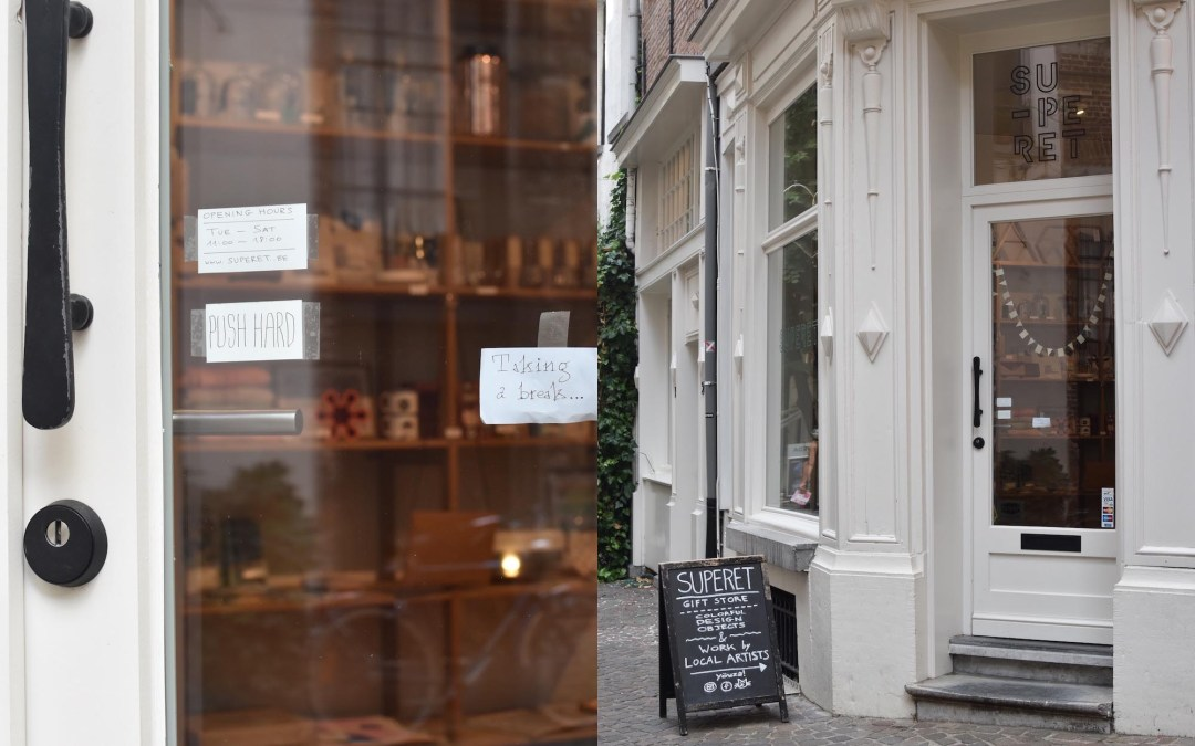Superet Shop in Antwerpen