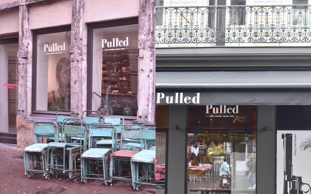 Für Foodies: Restaurants und Bar in Antwerpen - Pulled