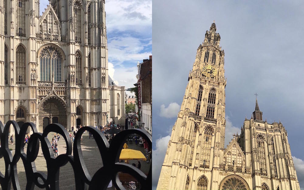 Zwei Tage in Antwerpen: Ein Rundgang durch die Altstadt, Besuch des schönsten Bahnhofs der Welt, ein Spaziergang zum Viertel Het Eilandje mit dem Museum aan de Stroom (MAS)