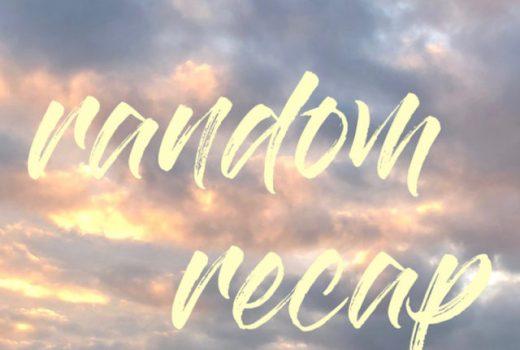 random recap (5)