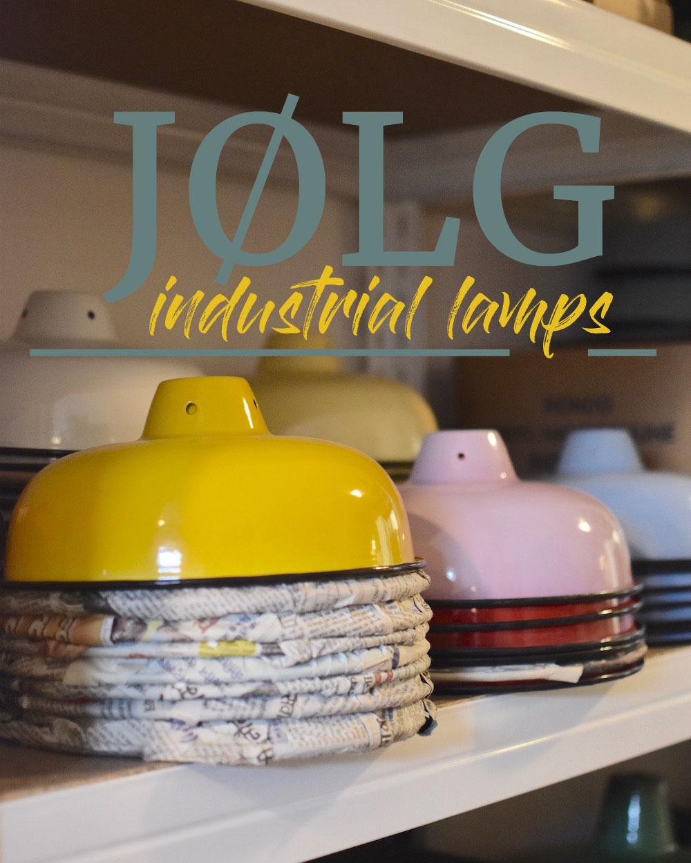JØLG Industrial Lamps