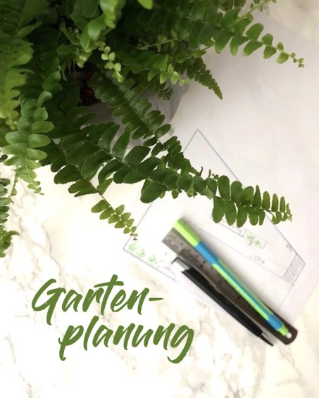 Gartenplanung: Garten gestalten Doppelhaushälfte Gestaltung eines kleinen Gartens