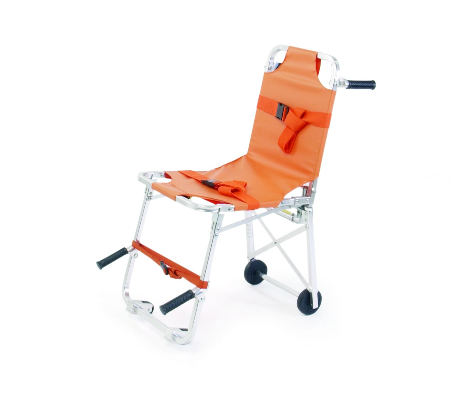 Stretcher Chair Model 42 Stair Chair With Vinyl Cover Ferno Canada