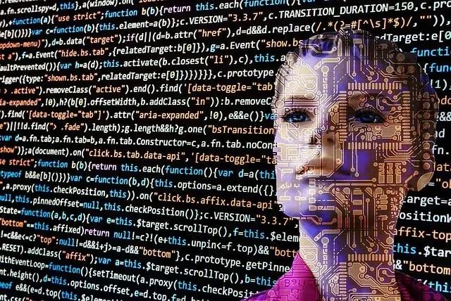 Künstliche Intelligenz, Mensch und Computer kommunizieren