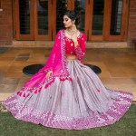DIGITAL PRINTED LEHENGA