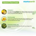 Mamaearth Vitamin C Face Cream with Vitamin C & SPF 20 for Skin Illumination – 50g