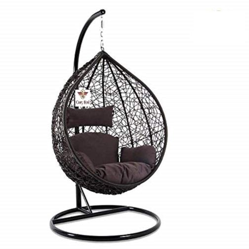 Metal Hanging Swing Stand Chair