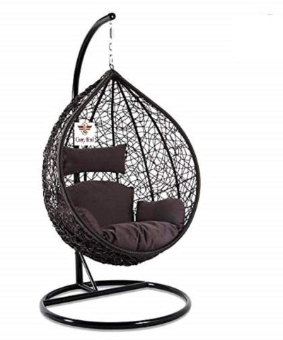 Carry Bird Furniture Metal Hanging Swing Stand Chair