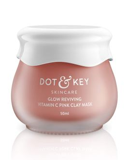 Dot & Key Glow Reviving Vitamin C Pink Clay Mask