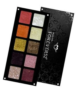 Daily Life Forever52 Magnificent Eyeshadow Palette, Multicolor