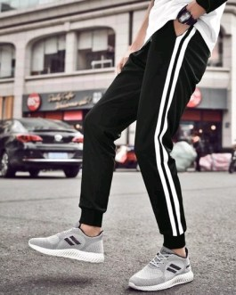 Terry Men's Track Pants: Up to 40 in