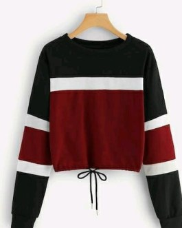 Printed Long Sleeves SweatShirts