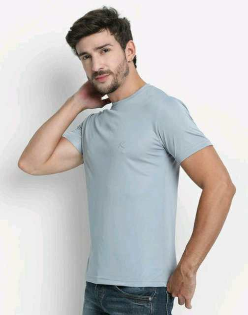 Men's Half Sleeves Tshirt For Gym, Sports & Outdoor