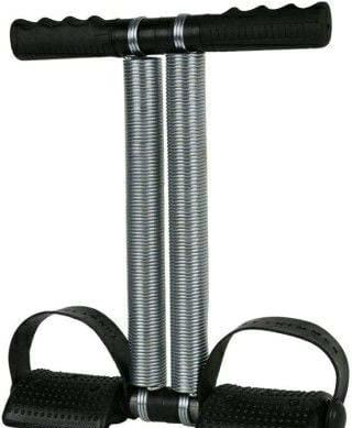 Ab Roller With Double Tummy Trimmer And Twister