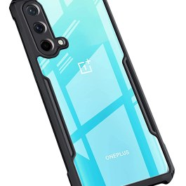 OnePlus Nord CE 5G Back Cover Slim Crystal Clear