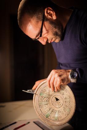 <strong>Archäologie erforscht die kulturelle Entwicklung der Menschen.</strong><br /> © Dario Lo Presti - Fotolia.com