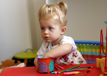 <strong>Die integrative Lerntherapie hilft Kindern die Schwierigkeiten beim Lernen haben.</strong><br /> © Köpenicker - Fotolia.com