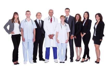 """Gesundheits- und Sozialeinrichtungen müssen sich auf dem """"Markt"""" behaupten können. © apops - Fotolia.com"""