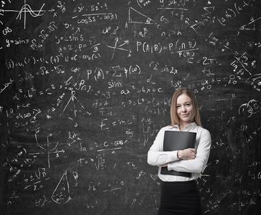 <strong>Mathematik gehört zu den ältesten Wissenschaften.</strong> © denisismagilov - Fotolia.com.