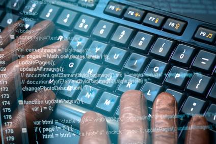 <strong>Die Programmiersprache Visual Basic ist besonders leicht zu erlernen.</strong><br/>© Artur Marciniec - Fotolia.com