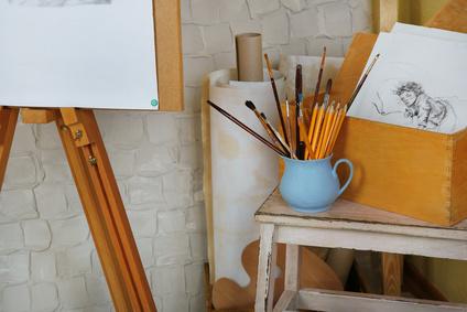 <strong>Zeichen ist die schönste Form von Kreativität.</strong><br />© Africa Studio - Fotolia.com