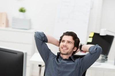 <strong>Ob als Selbständiger oder Angestellter: Beruflicher Erfolg ist das Ziel der meisten.</strong><br /> © contrastwerkstatt - Fotolia.com
