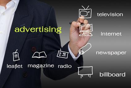 <strong>Medienplaner koordinieren und planen den Werbeeinsatz eines Unternehmens.</strong><br/>© patpitchaya - Fotolia.com
