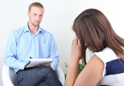 Das Ziel der meisten Psychologiestudierenden: Therapeut. © Africa Studio - Fotolia.com