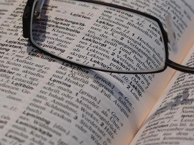 LektoratEin professionelles Lektorat verleit deiner Abschlussarbeit den letzten Schlief.© Christian Heidecke - Fotolia.com