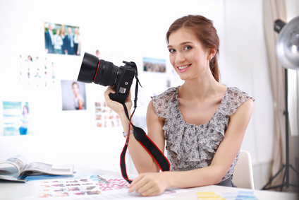 "<strong>Im Fernlehrgang ""Fotodesigner/in"" wird Ihnen der Umgang mit der digitalen Fotografie gelehrt.</strong><br/>© s_l - Fotolia.com"