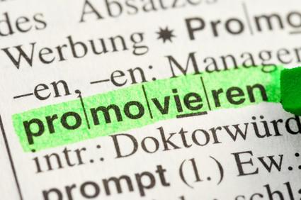 EditierenErlangen Sie den Doktortitel mit einem Promotionsfernstudium.© Marco2811 - Fotolia.com