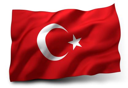 <strong>Die türkische Flagge wird oft als Mondstern bezeichnet.</strong><br /> © mozZz - Fotolia.com