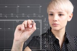<strong>Die CAD-Arbeitstechniken ermöglichen es detailgenau 2D- und 3D-Modelle darzustellen.</strong> <br />© semisatch - Fotolia.com