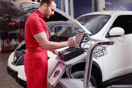 <strong>Werden Sie per Fernstudium zum Fahrzeugsystemtechnologie Experten.</strong><br /> © Foton - Fotolia.com