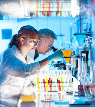<strong>Chemie gilt als Grundlage verschiedener Natur- und Humanwissenschaften.</strong><br/>© kasto - Fotolia.com