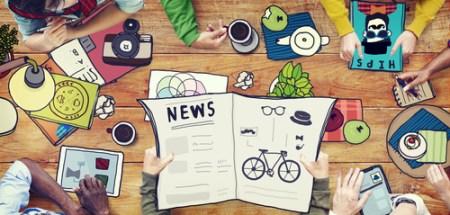 Die Verknüpfung verschiedener Medien ist heute wichtiger als je zuvor. © Rawpixel - Fotolia.com