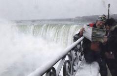 Photographer Gary Fevreau, Niagara Falls.