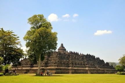 Tempel in Indonesien