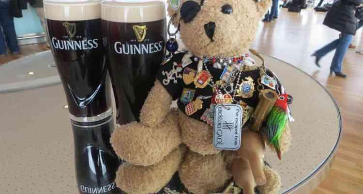 Guinness Storehouse Dublin Gravity Bar