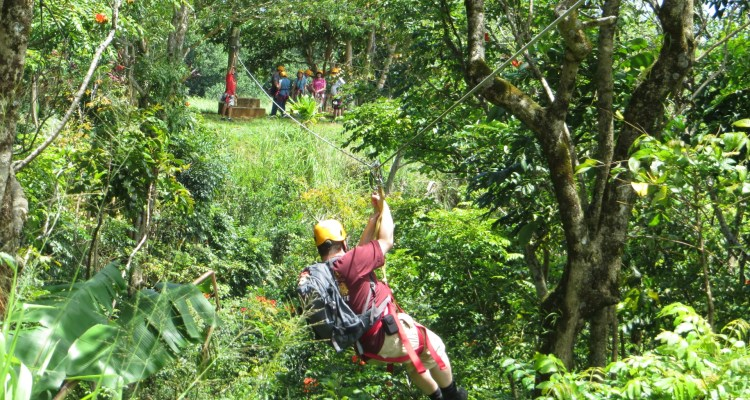 zip line canopy hilo big island hawaii 1