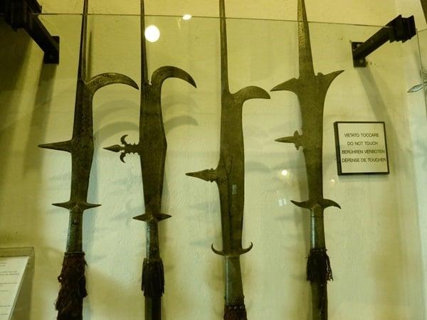 10_Lanzen-Museo-delle-Armi-Antiche-San-Marino