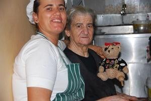 Jack Bearow Taverna Knossos Rethymnon Kreta Griechenland